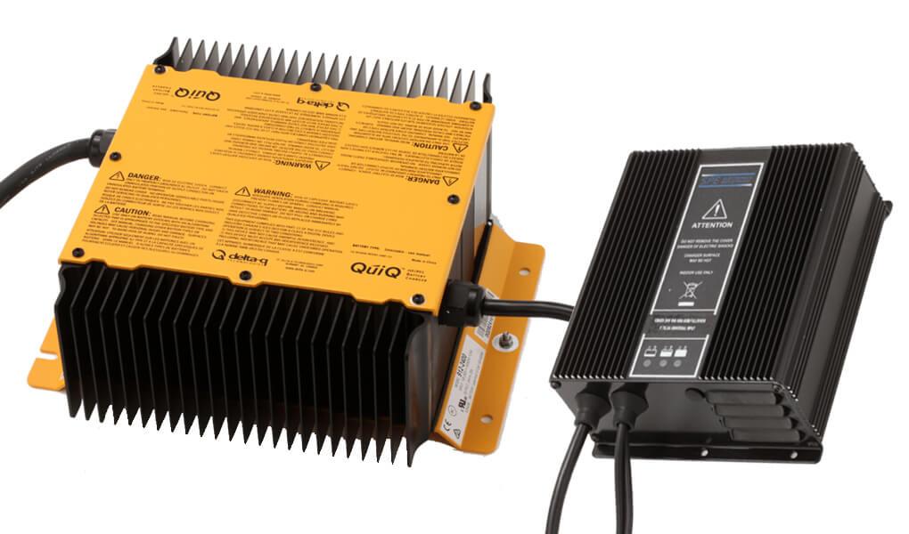 デルタQ社製充電器